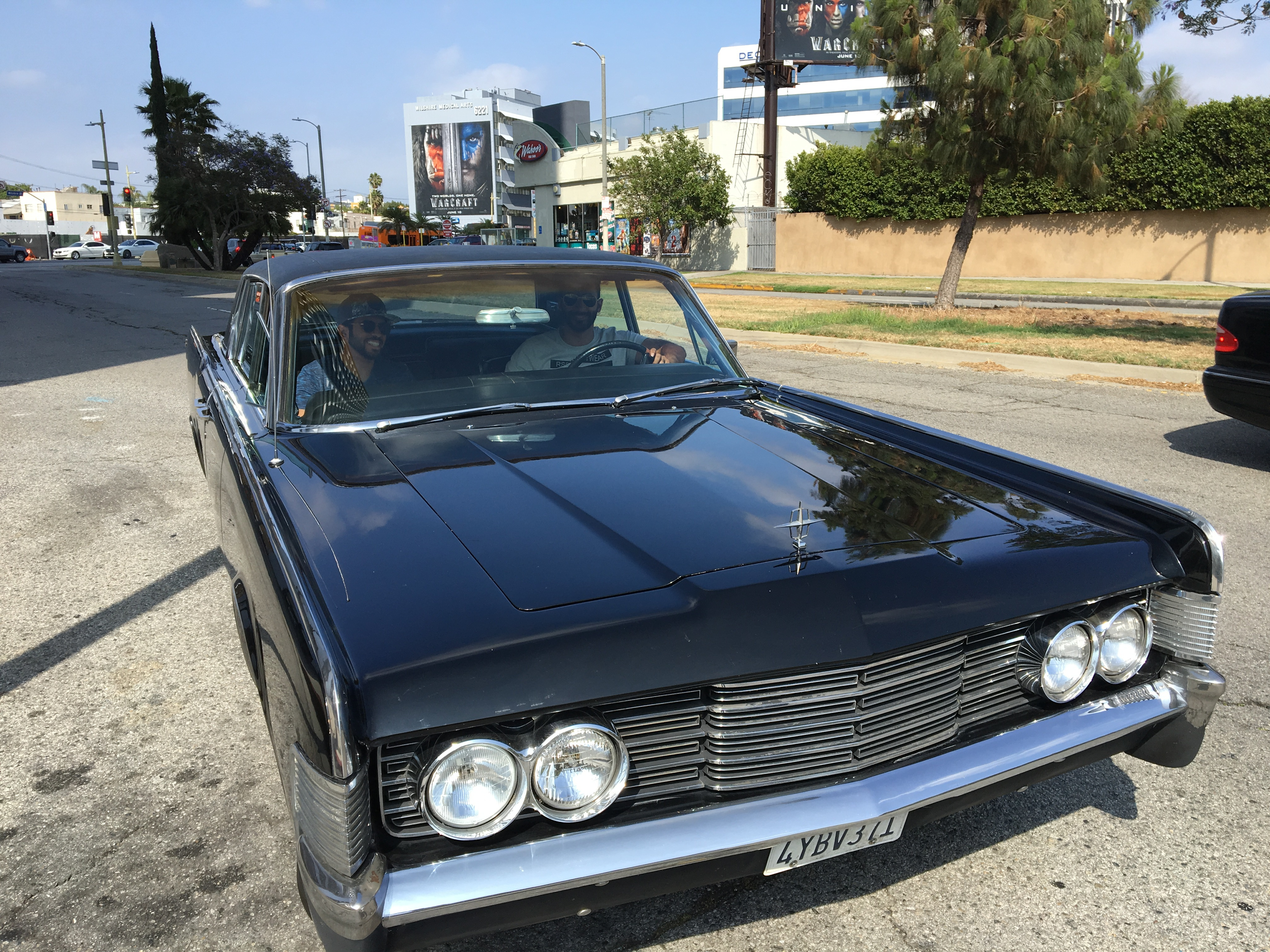 Hire The Luxurious 1965 Lincoln Continental One Stop Classics 1953 Convertible