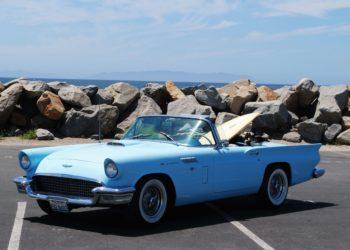 Rental Classic Car