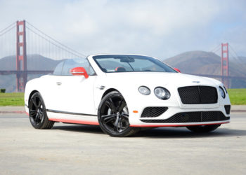 Bentley GTC-S